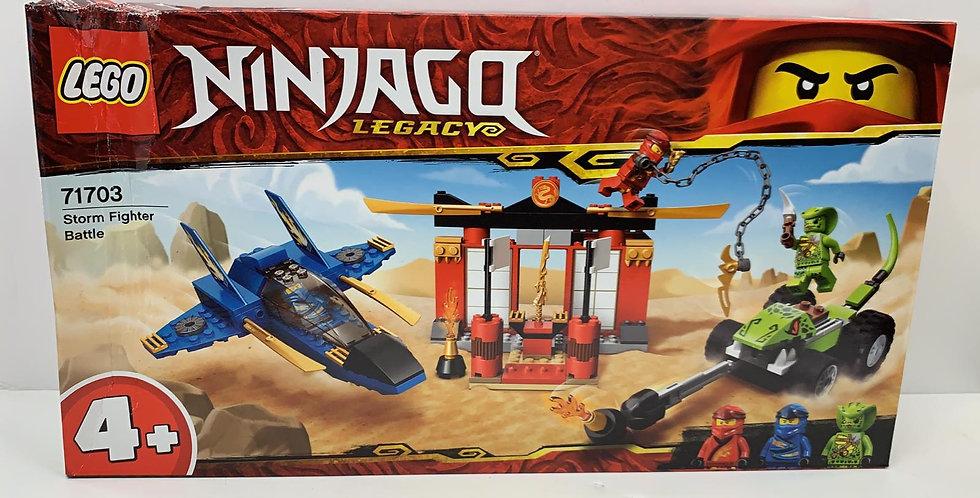 Lego Ninjago: Storm Fighter Battle