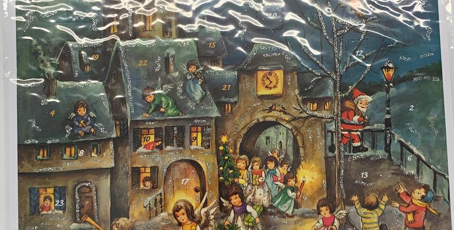 Advent Calendar: Christmas Eve