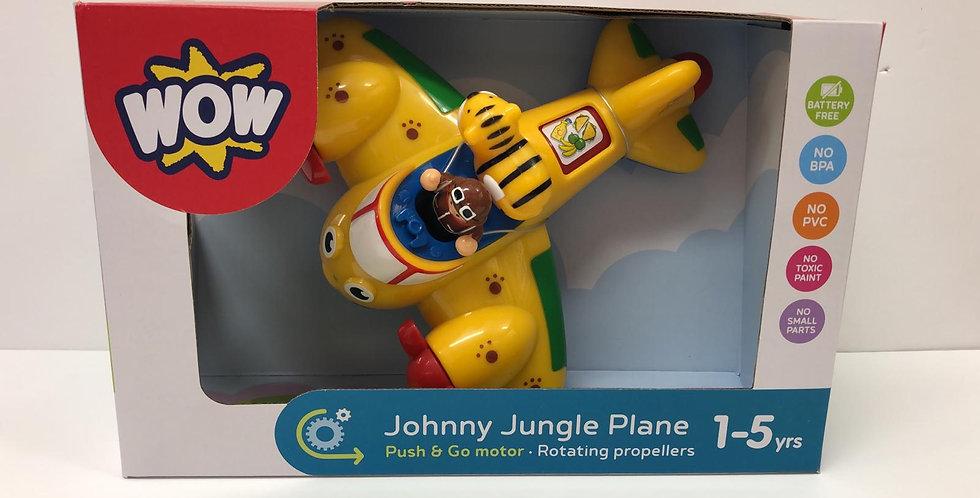 Wow: Plane age 1+