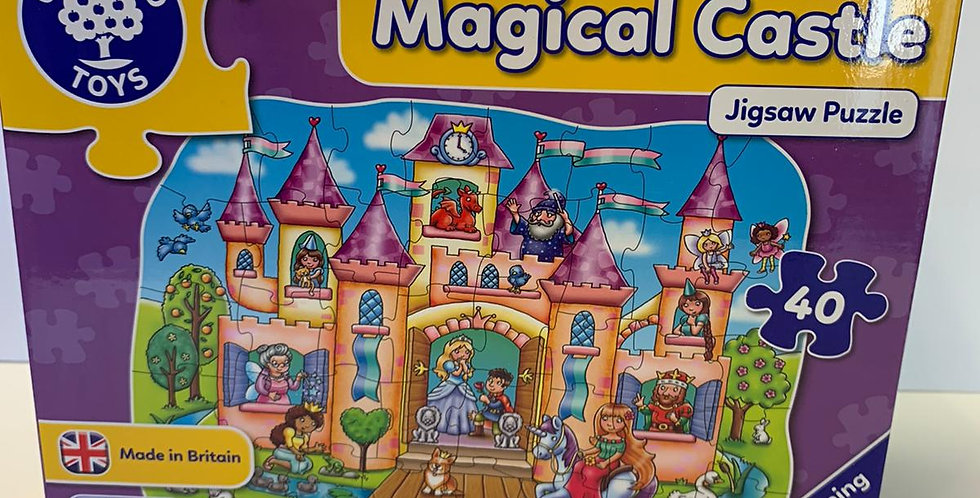 Orchard Toys: Magical Castle