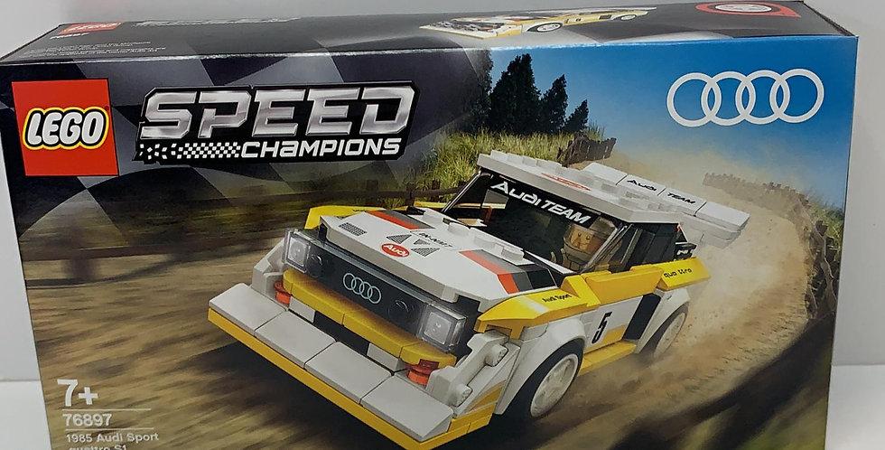 Lego: Speed Champions