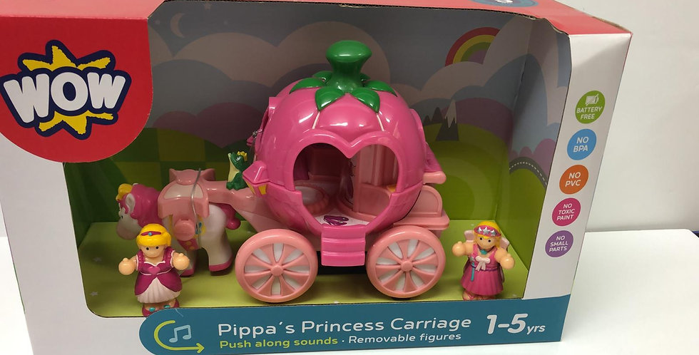 Wow: Princess Carriage age 1+