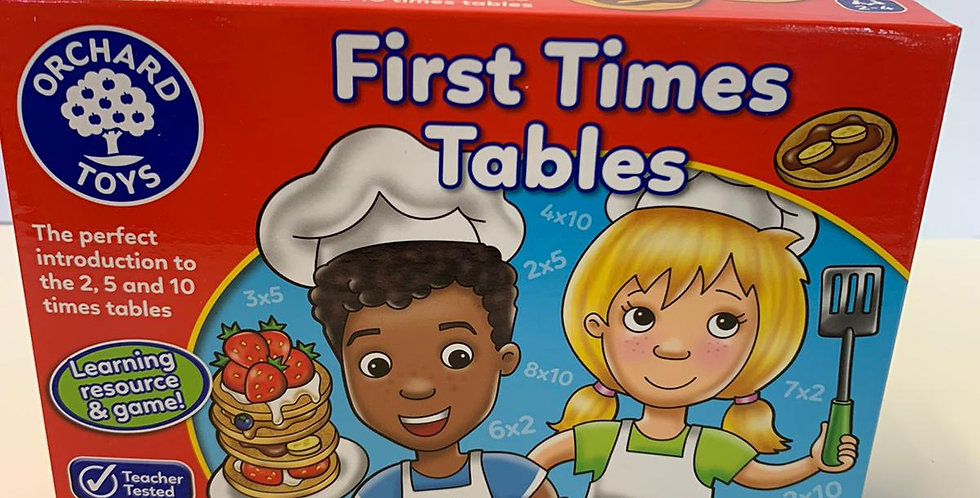 Orchard Toys: First Times Tables