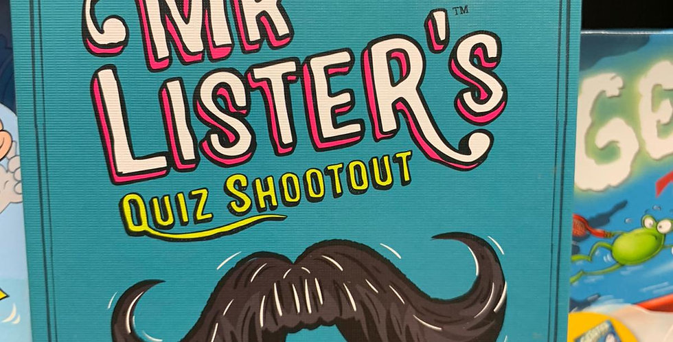 Mr Lister's Quiz Shooutout