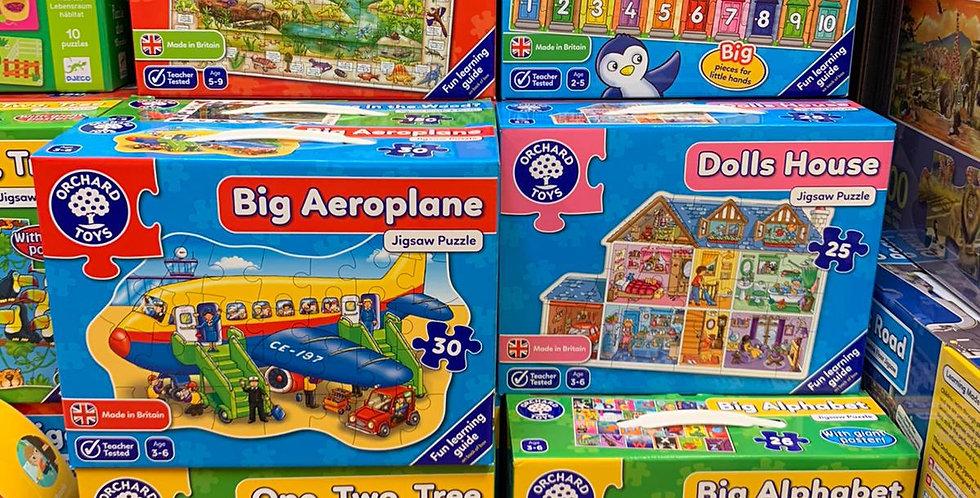Orchard Toys: Jigsaws