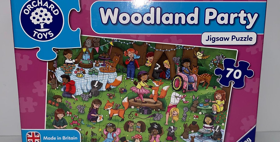 Orchard Toys: Woodland Party