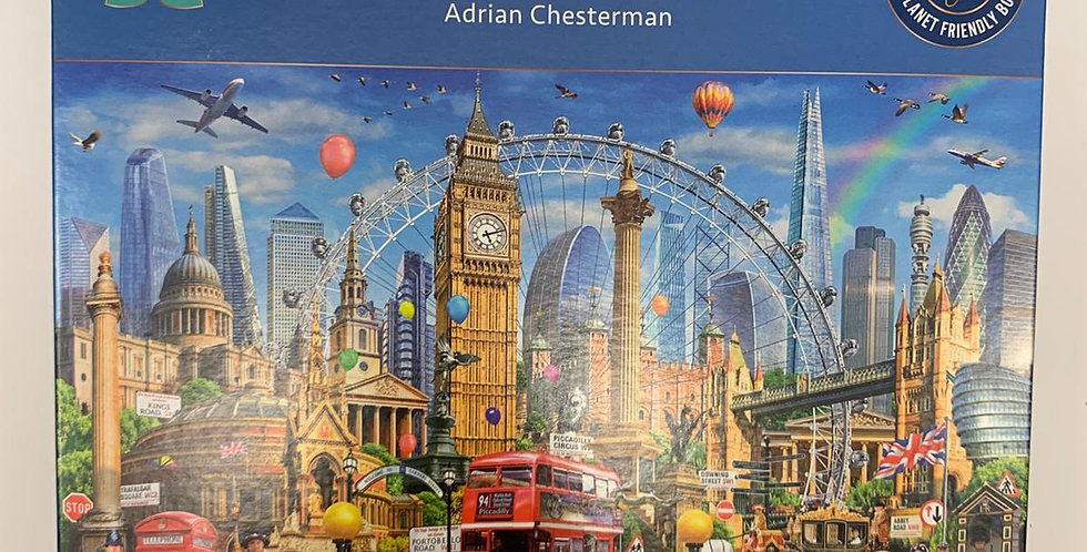 Gibsons: London Calling 1000 piece