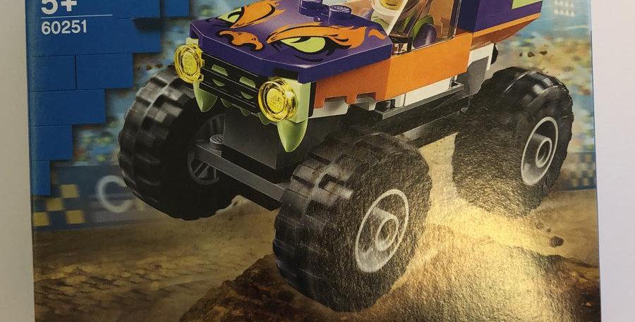 Lego City: Monster Truck