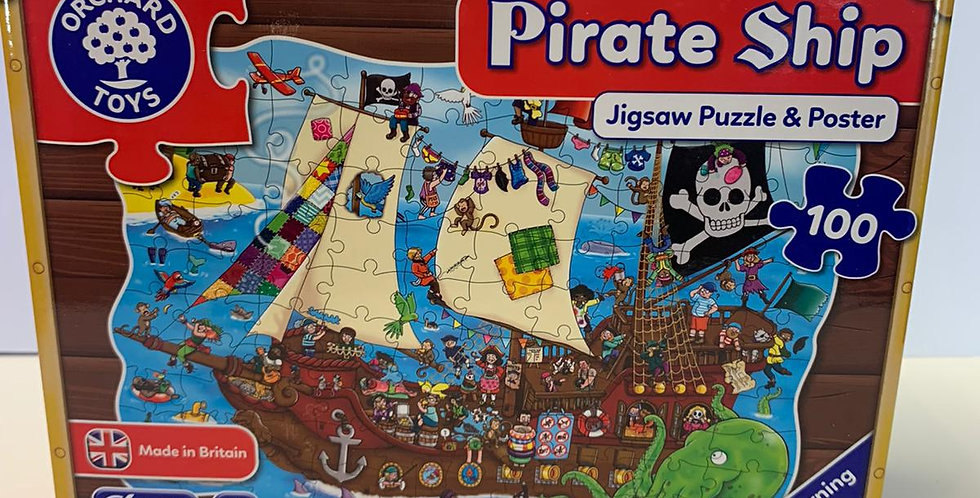 Orchard Toys: Pirate Ship