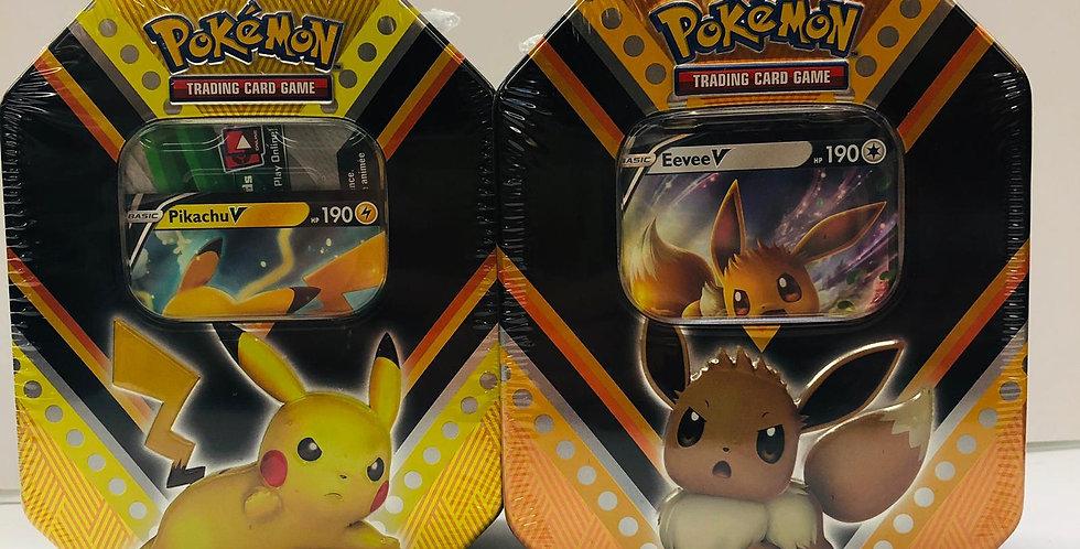 Pokemon Collectors' Tins
