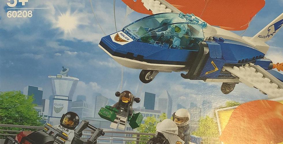 Lego City: Sky Police Parachute Arrest