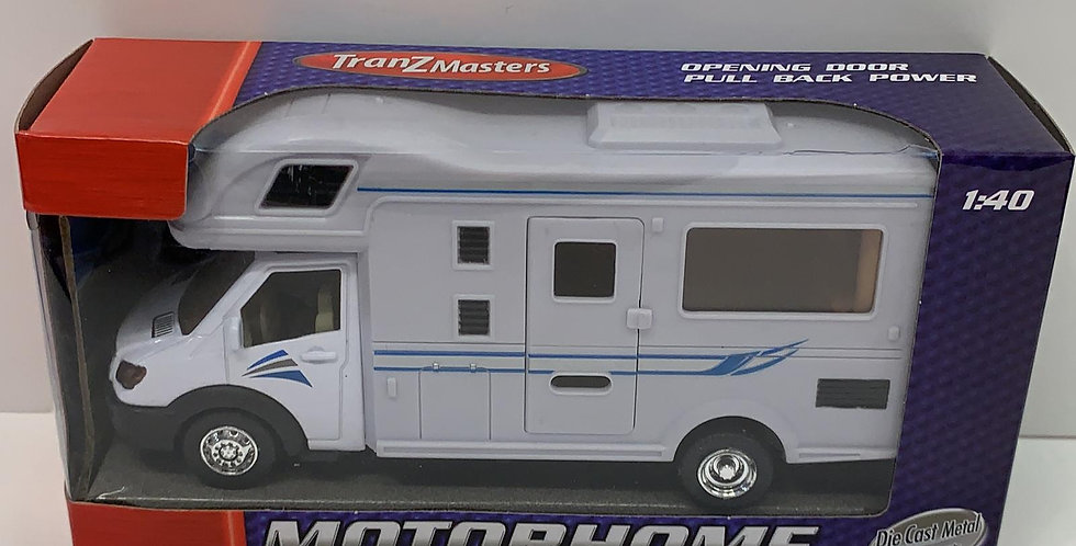 TranZMasters: Motorhome