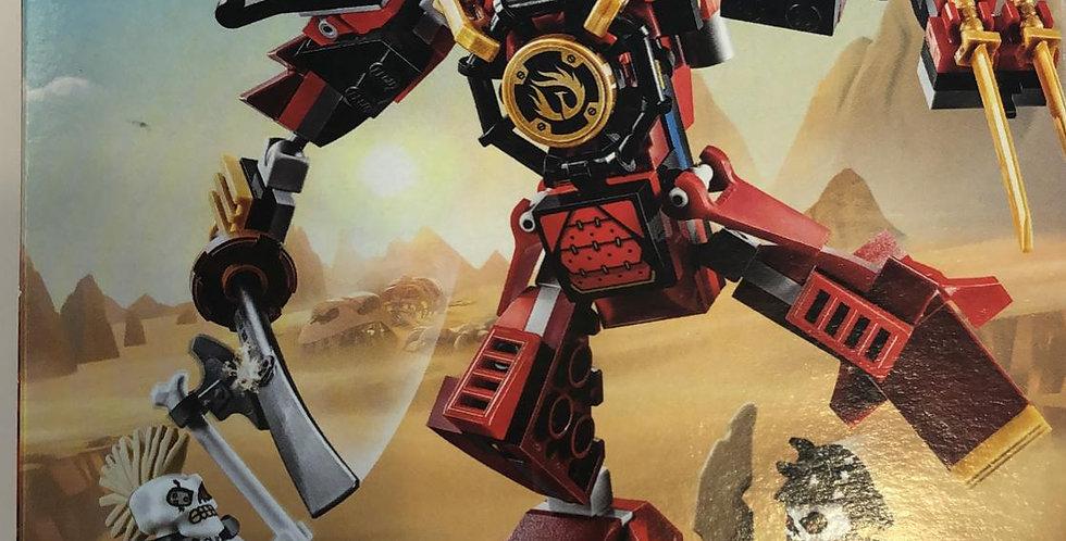 Lego: Ninjago: Samurai Mech
