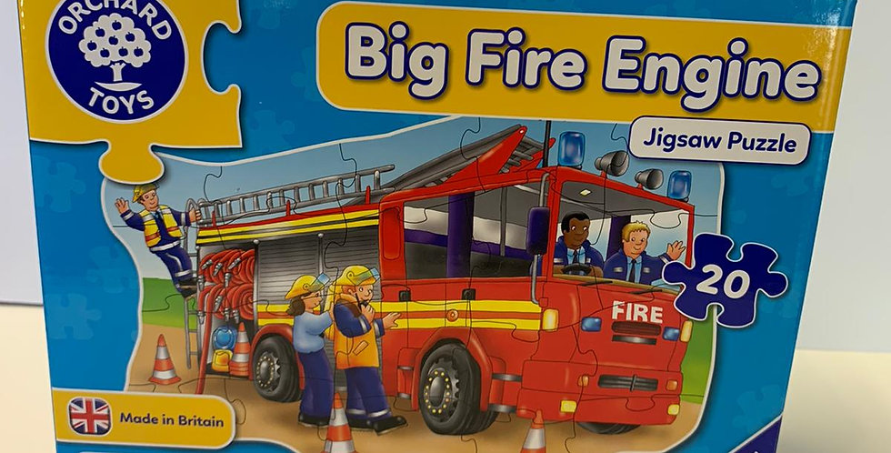 Orchard Toys: Big Fire Engine