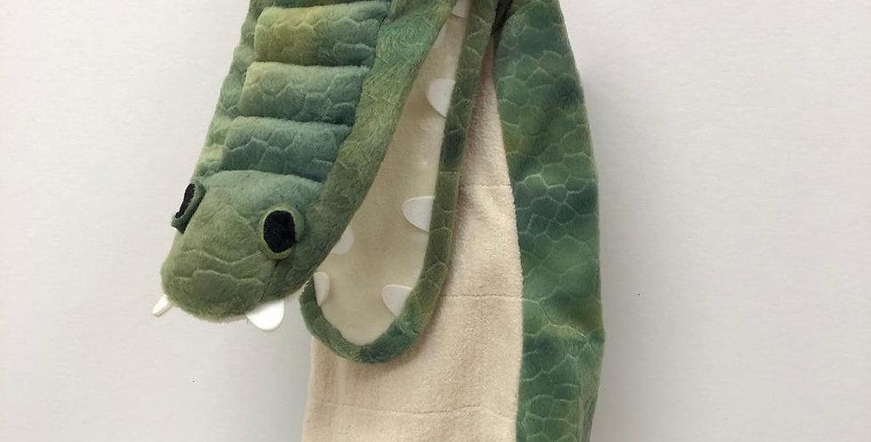 Puppet Company Crocodile glove puppet