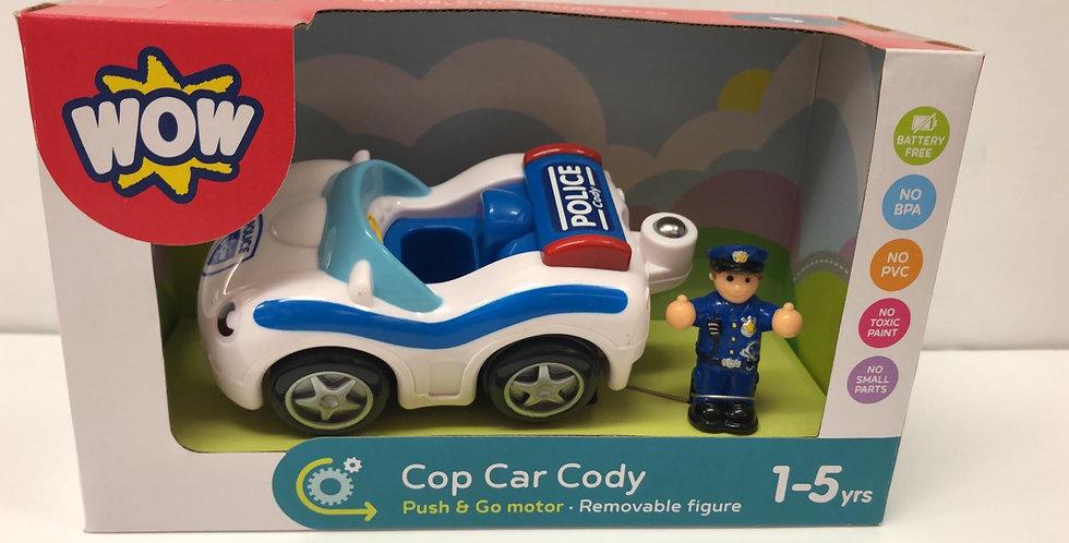 Wow: Police Car age 1+