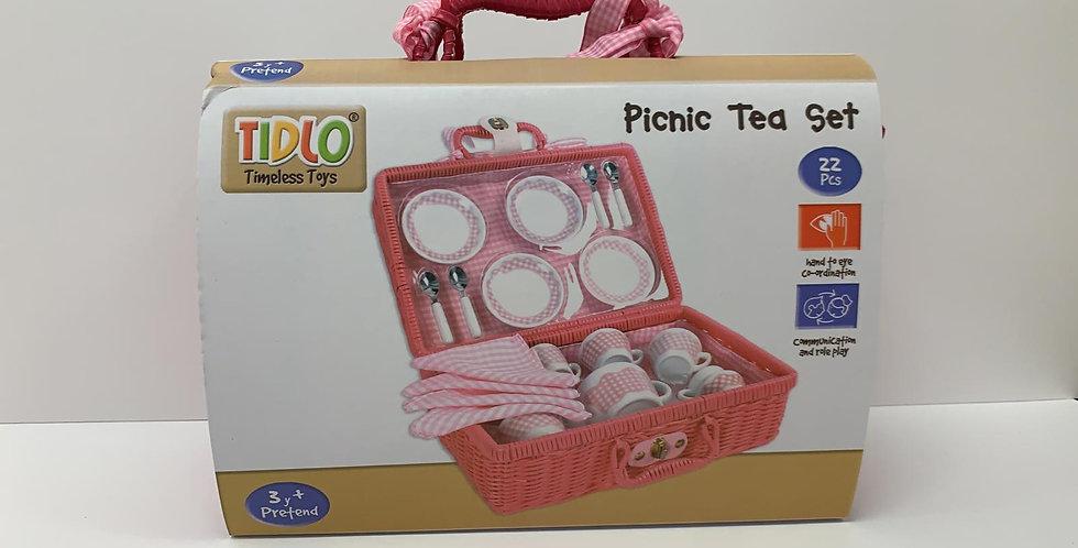 Tidlo: Picnic Tea Set