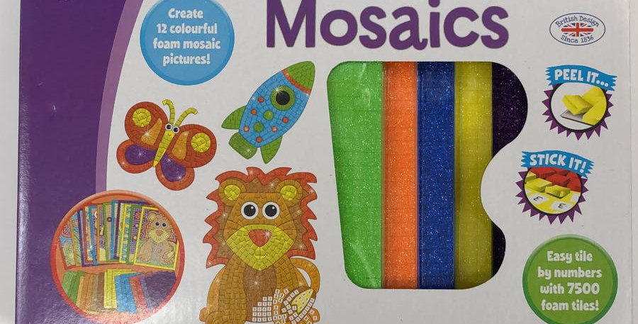 Galt: Mega Mosaics