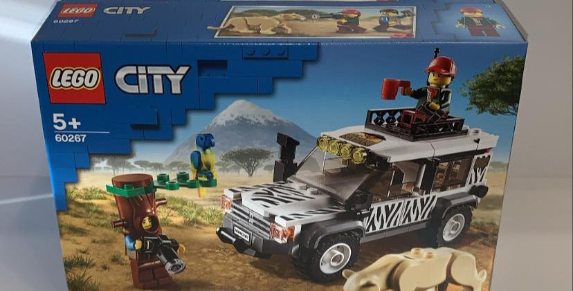 Lego City: Safari Patrol