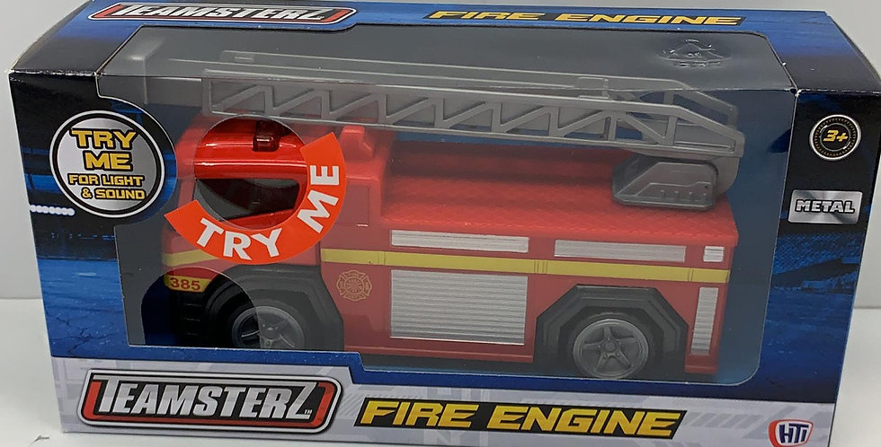 Teamsterz: Fire engine