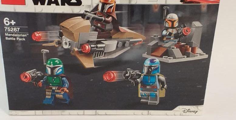 Lego Star Wars: Mandalorian Battle Pack