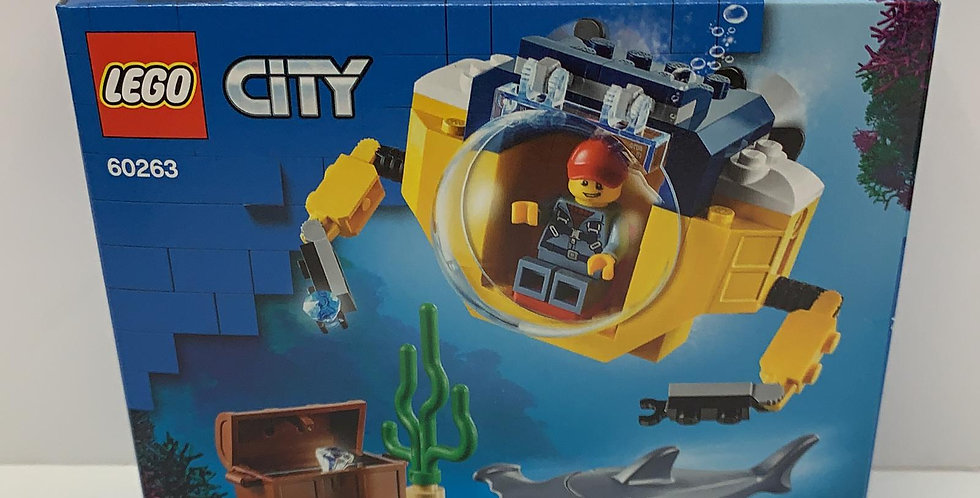 Lego city: Submersible