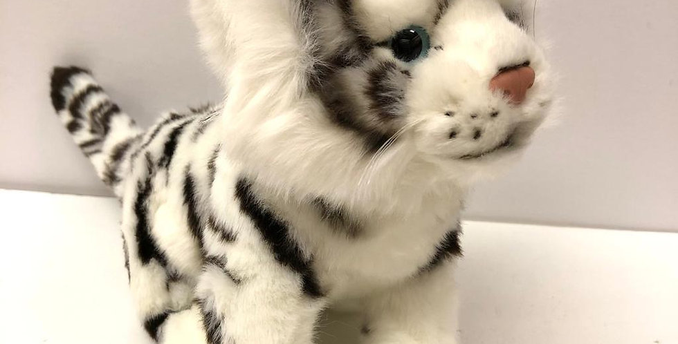 Living Nature White Tiger Cub (suitable from birth)