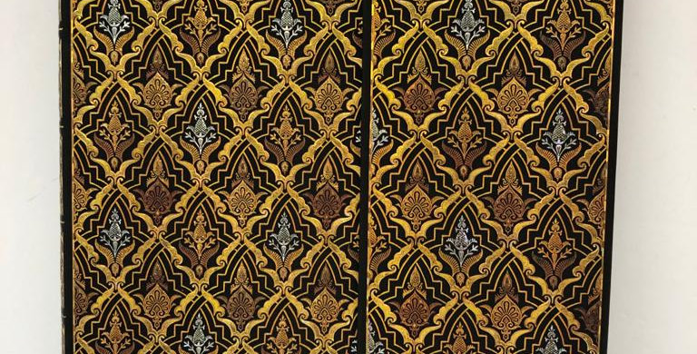 Paperblanks lined notebook Voltaire 23x17.5cm