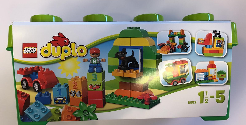 Lego Duplo: All In One Box