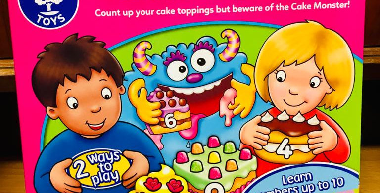 Orchard Toys: Cake Monster