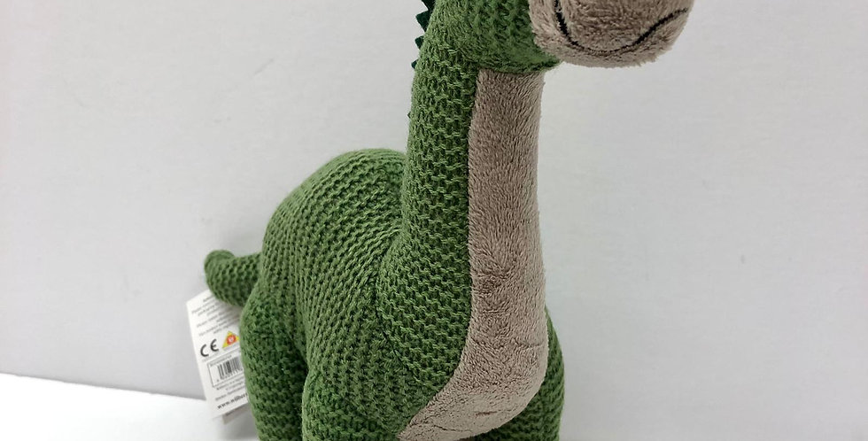 Wilberry Knitted Brontosaurus (suitable from birth)