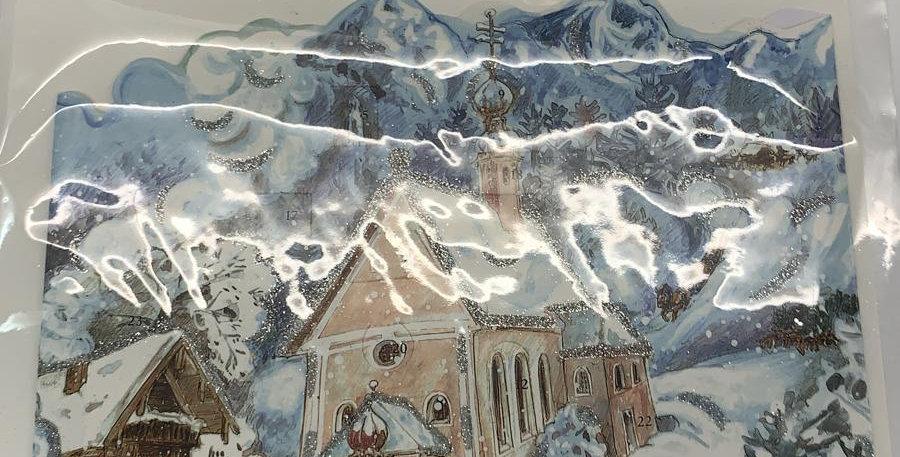 Advent Calendar: Snow Fall