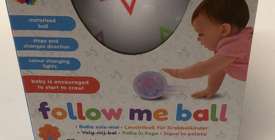 Galt: Follow Me Ball 6 months+