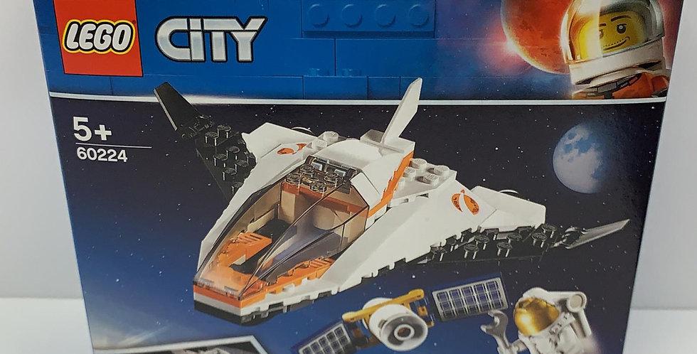 Lego city: Spacecraft