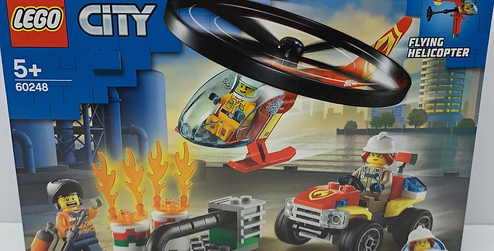 Lego city: Flying Helicopter