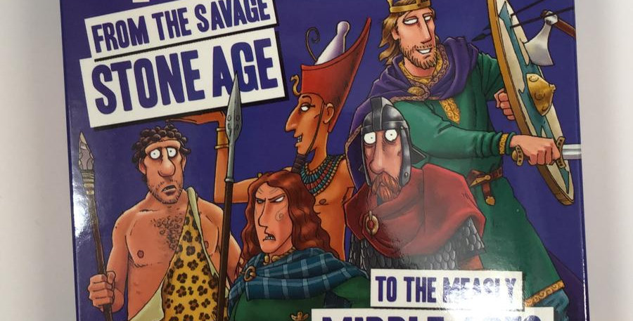 Horrible Histories: From The Savage Stone Age to The Measly Middle Ages