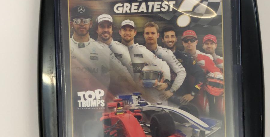 Top Trumps: Grand Prix Heroes