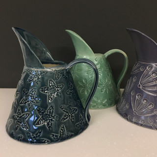 Tapered jugs