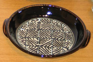 2005 handled dish tiled pattern.JPG