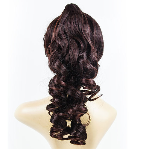ALLY Synthetic Clamp Hair Extension