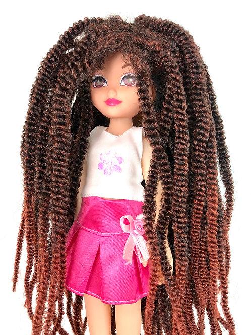 Doll Wigs PJ3627A
