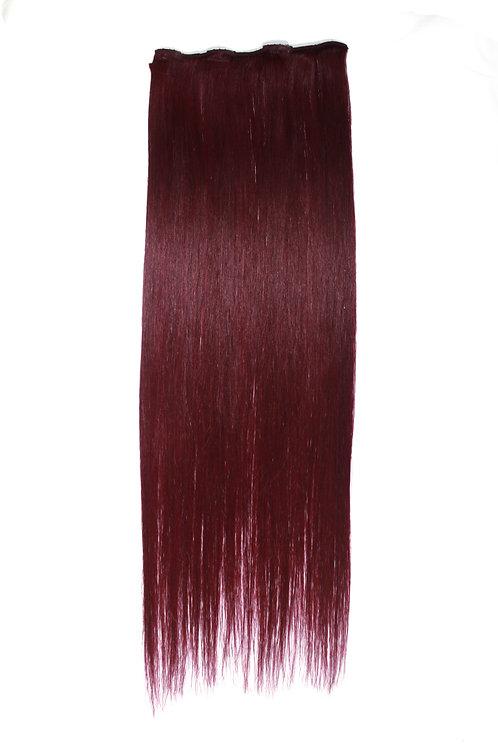 22 Inches 4-clip, Vixen Colors