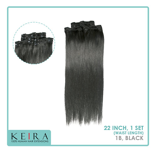 22 Inches Standard Set, Natural Colors