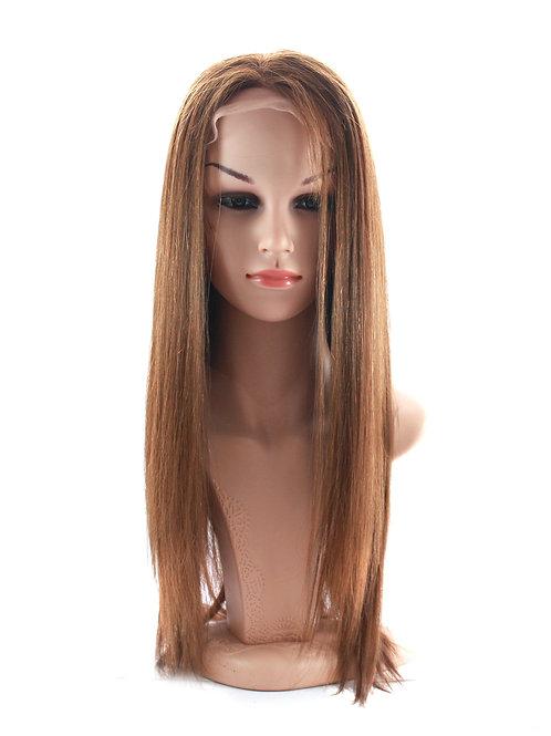 "KIM -26"" Lacefront Human Hair Wig"