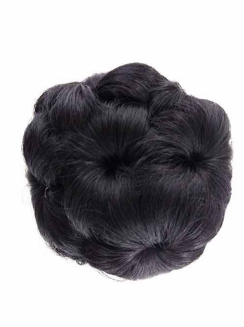 Synthetic Bun NINEFLOWER
