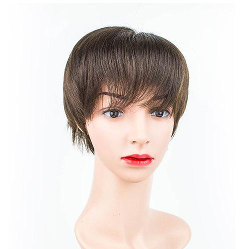 AUDREY Short Volume Pixie Monofilament Wig