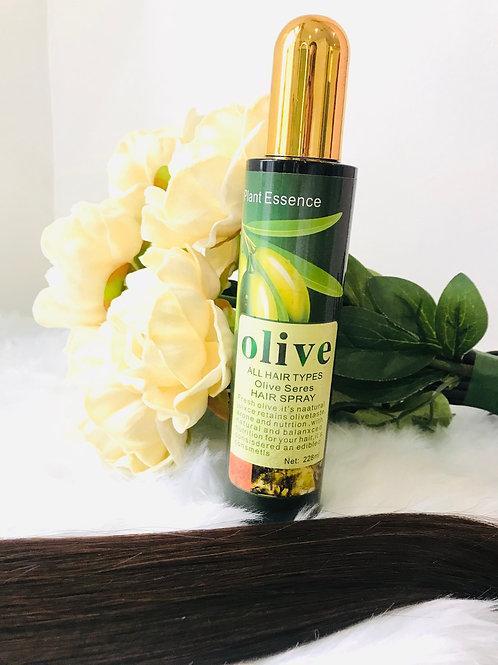 Olive Oil Hair Spay Organic Moisturizer
