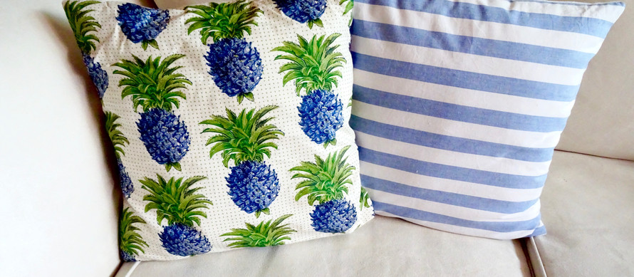 HOW TO SEW CUSHION COVERS - QUICK & EASY