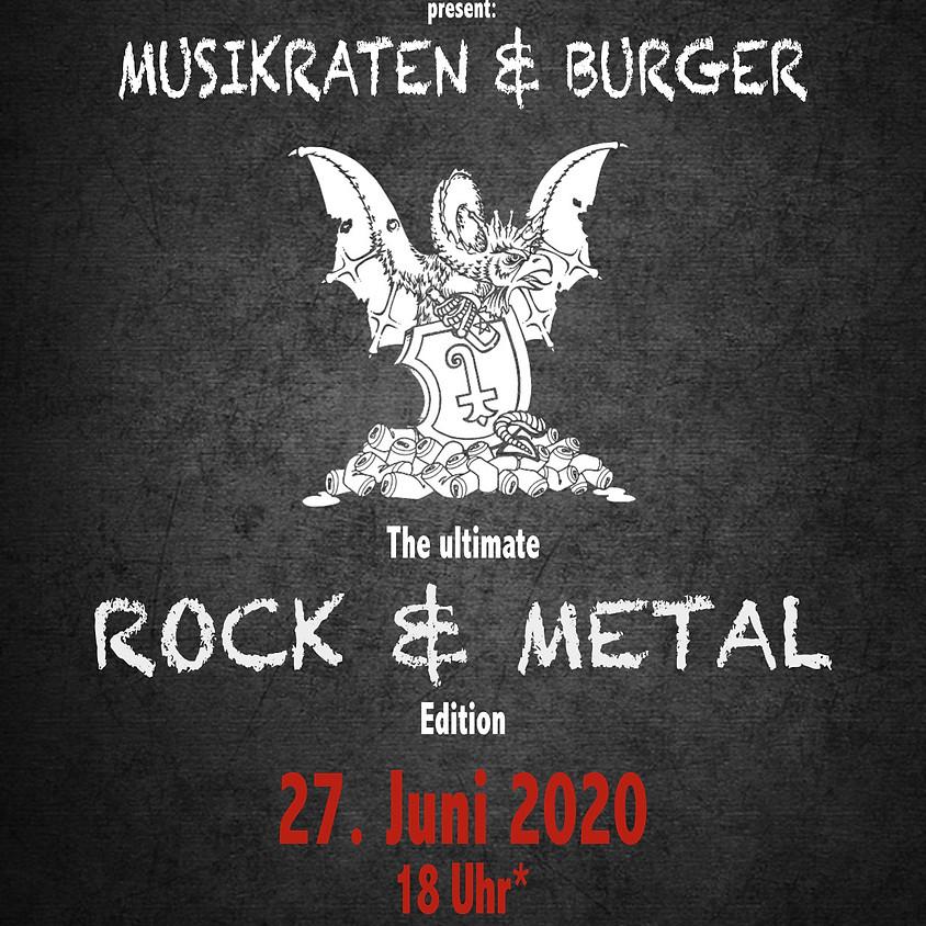 MUSIKRATEN & BURGER