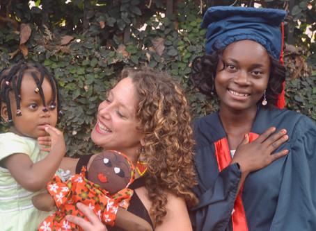 Basket-making in Uganda: How Your Gifts Are Changing Deborah's Life